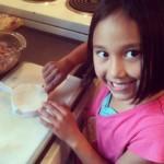 jaina making mandu