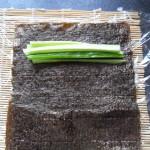 cucumber roll 1