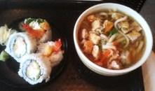 nicola sushi dinner 2