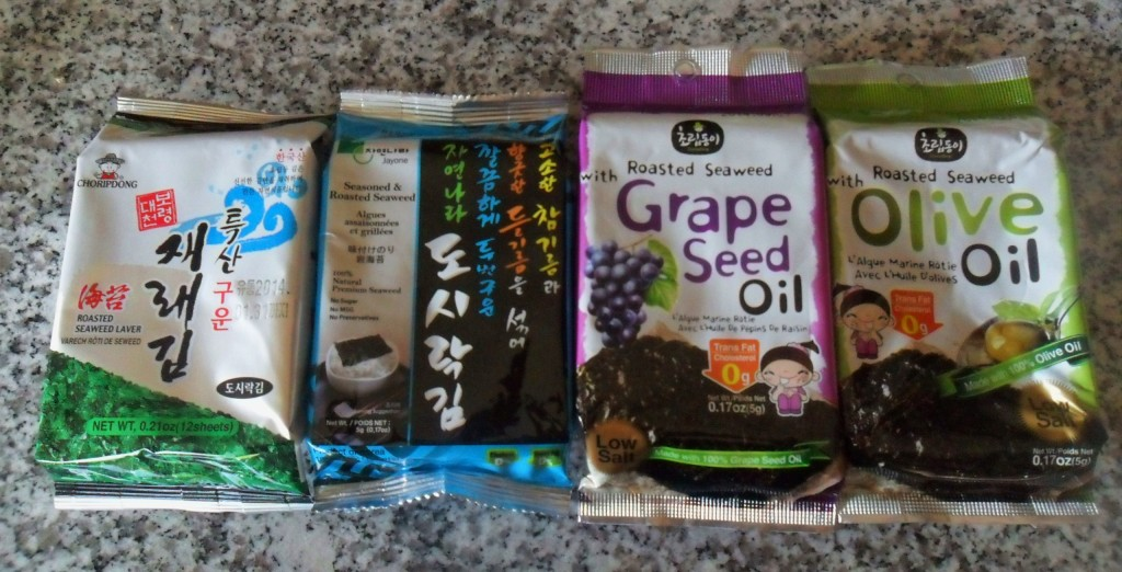 seaweed review
