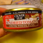 sundried tomato tuna