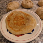 Hoddeok - stuffed pancakes