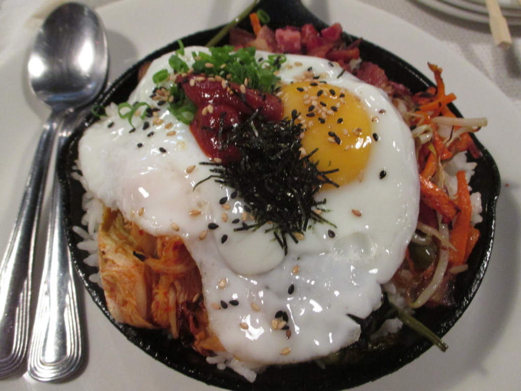 breakfast bibimbap