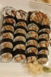 teriyaki rolls