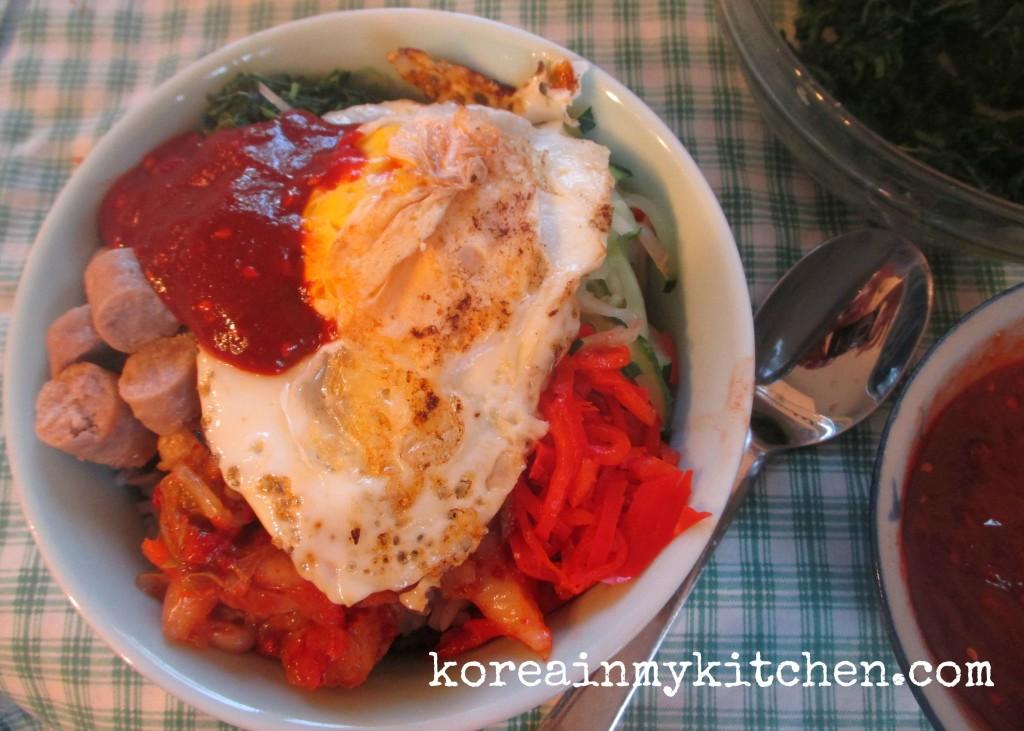 kimchi bi bim bop